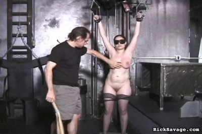 RickSavage – Extreme Tit Torment Scene 15 – Alexa