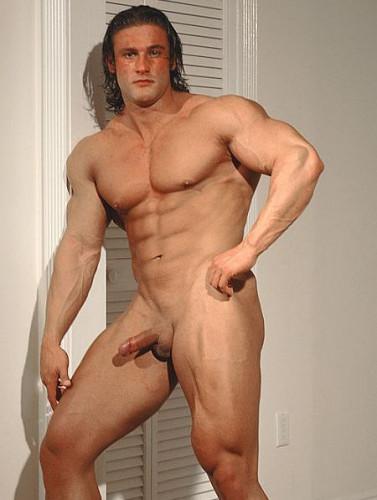 Joe Logan In Varsity Muscle