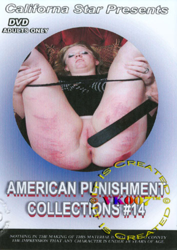 American Punishment Collections 14 DVD