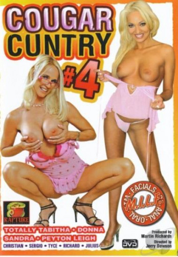 Cougar Contry # 4