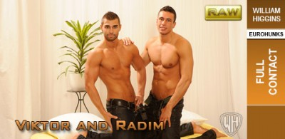 WHiggins - Radim and Viktor - Screen Test Raw - Full Contact - 16-03-2013