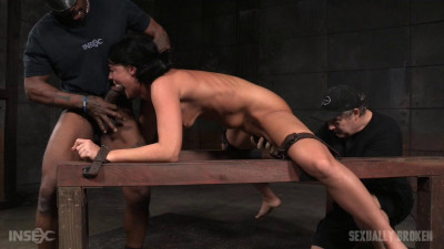 London River – Flexible Fucktoy Brutally Bound And Roughly Fucked Into Sexual Subspace (2016)