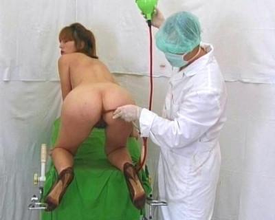 [Sascha Peoduction] Die klistier klinik teil1 Scene #3