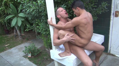 Shane Frost and Armond Rizzo