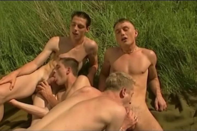 Pitman Gays -  Summertime Scene 3
