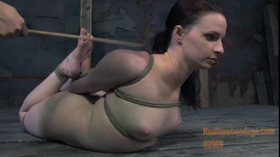 Realtimebondage — December 28, 2009 Duct Fuck Doll