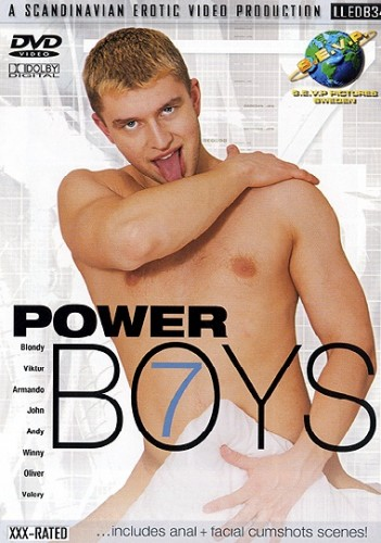 Power Boys Vol. 7