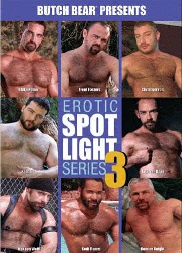 Erotic Spotlight Series 3 (none available, Butch Bear)