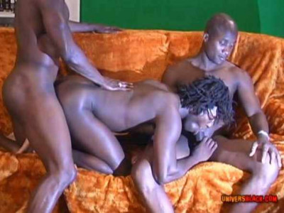 Black Men In Anal Training