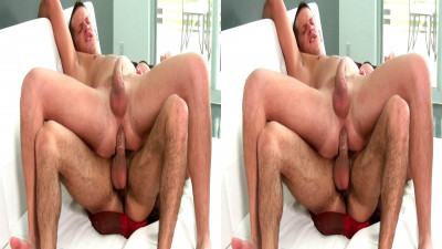 Chris Tyler Fucks Shane Frost 3D