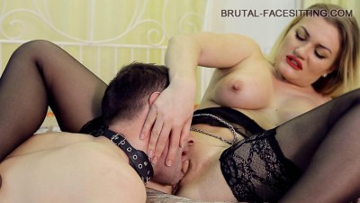Facesitting Mistress Luisa (2016)
