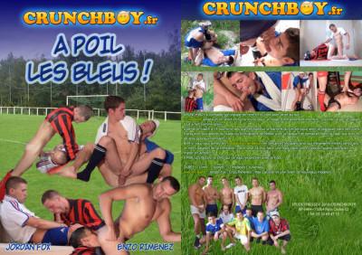 Crunchboy – A Poils Les Bleus! (2012)