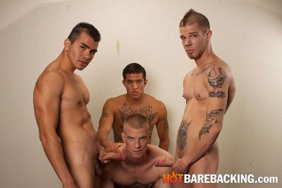 Blake, Joey, Rick and Steven (Raw Video)