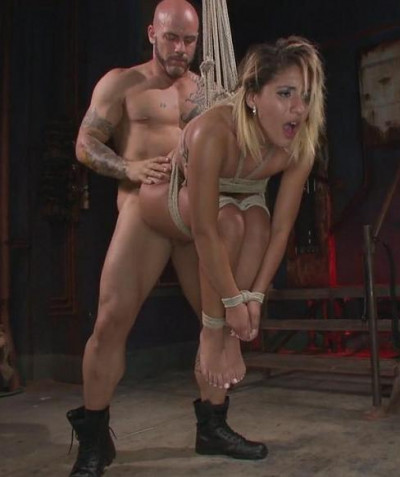 Liv Aguilera - Full Throttle Fucking and Torment