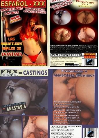 Las Inquietudes Anales De Anastasia