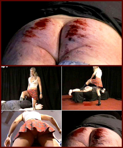 1000 Strokes Of The Cane – Cruel Amazons