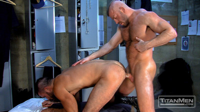 Bad Cop: Scene 3: Hunter Marx & Damien Stone