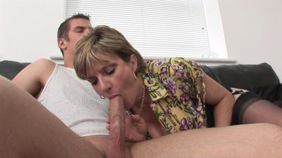 Lady Sonia - Giving A ToyBoy The Ultimate Orgasm (July 24, 2010)