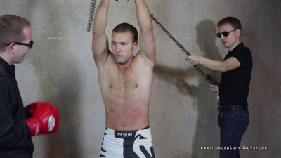 Mixfighter Anatoliy - Part I - mec muscle gay...