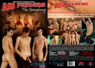 Ass Feeders — The Gangbang