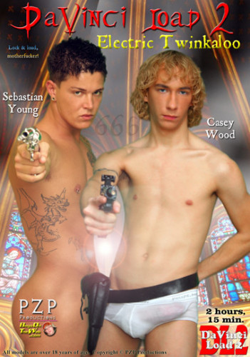 Da Vinci Load Vol. 2 Electric Twinkaloo — Casey Wood, Sebastian Young