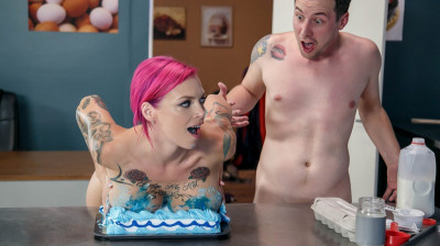 Let's Bake A Titty Cake — 21.08.16