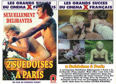 2 Suedoises a Paris (Georges Fleury, Alpha-France Corp)