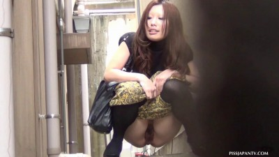 Piss Japan TV Outdoor Pissers 23