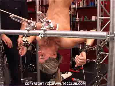 Slave Hilde    Session 37. Torture Galaxy.