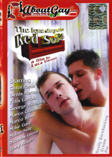 [All Male Studio] The bare story of a red sofa Scene #4