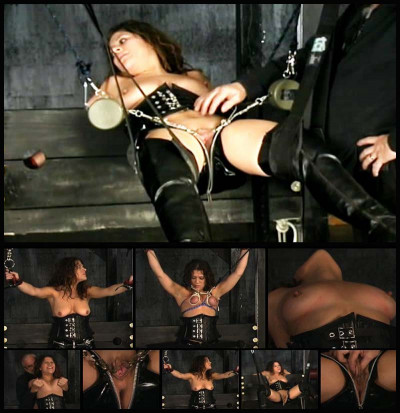 Extreme Suspension Bondage (2 Jan 2013) ABV