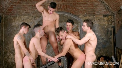 Hard Kinks - Bullfight Edition Vol.4 - get ready, cast, file...