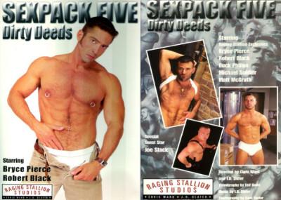 Sexpack 5: Dirty Men