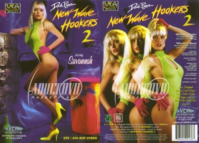 New Wave Hookers 2(1990/DVD5)