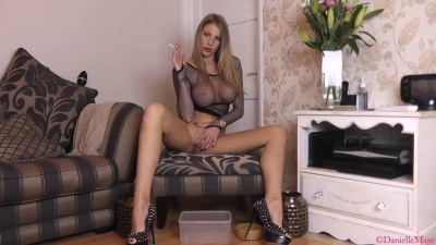 Danielle Maye — Smoking, Piss Slave