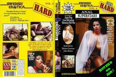 Swedish Erotica Hard vol.4 - Anal Super Star