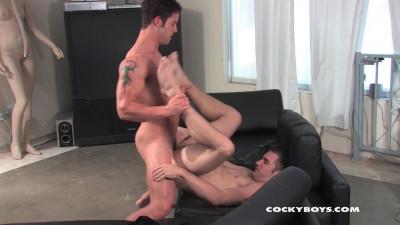 CockyBoys - Derrick Tames Jackson