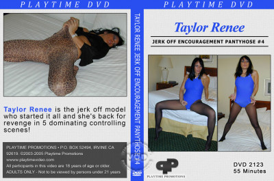 Taylor Renee Jerk Off Encouragement Pantyhose #4