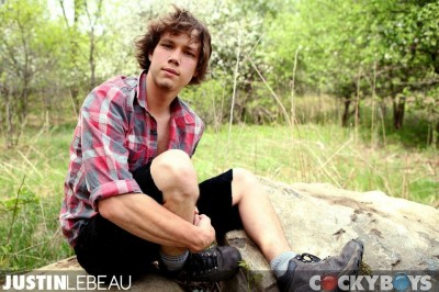CBoys - Justin LeBeau The Exhibitionist