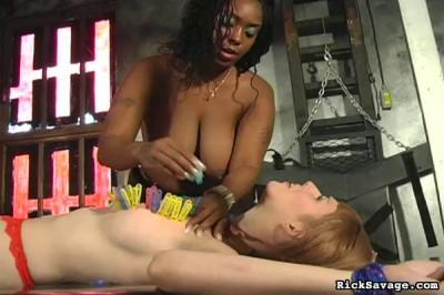 Rick Savage – Girls Of Pain 7 Mistress Ruby Diciplines Slave 71