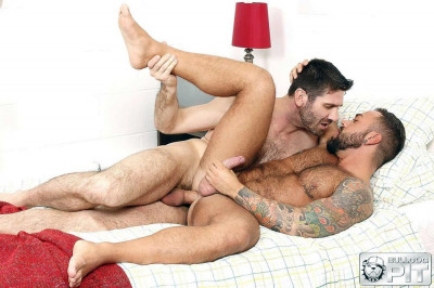 Craig Daniel and Sergi Rodriguez