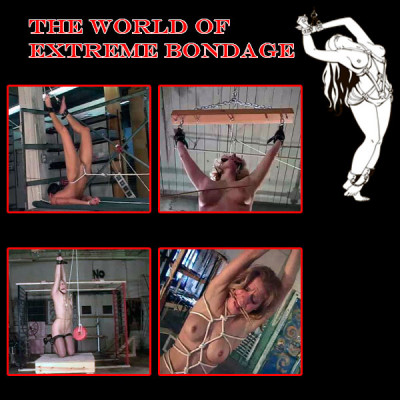 The world of extreme bondage 168