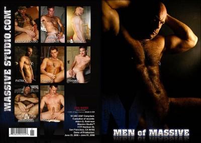 Men of Massive Studio: Volume 4 (2008)