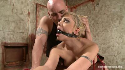Square Peg Round Hole Derrick Pierce Satine Phoenix – BDSM,Humiliation,Torture HD 720p