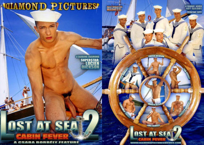 Lost At Sea - part 2 Cabin Fever (big dick, hard, one, tit)