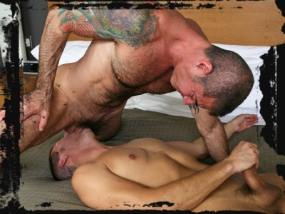 ManHandled - Late For Dinner - Nick Moretti & Derrek Diamond