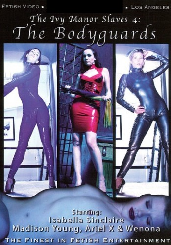 The Ivy Manor Slaves 4 – The Bodyguards DVD