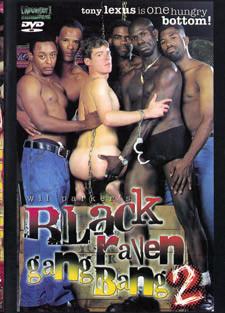 Black raven gangbang vol2 #1
