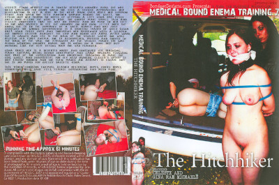 Medical Bound Enema Training 7 - The Hitchhiker