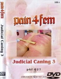 Judicial Caning 3